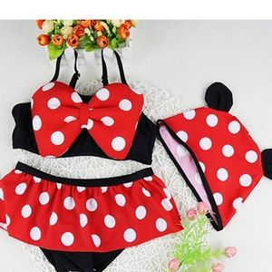 Other - Minnie Mouse toddler bikini